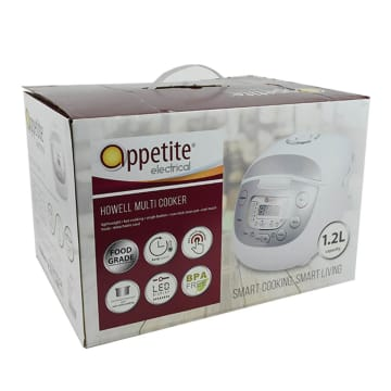 APPETITE ELECTRICAL HOWELL RICE COOKER DIGITAL 1.2 LTR_4