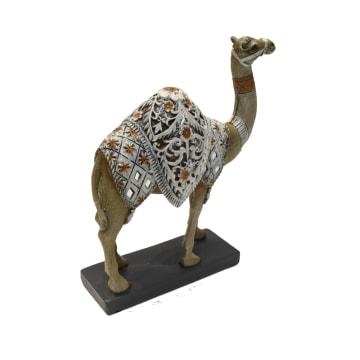 FIGURIN CAMEL TERA BESAR 20X6.5X23.5CM - COKELAT_3