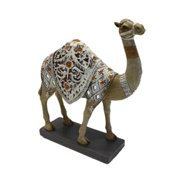 FIGURIN CAMEL TERA BESAR 20X6.5X23.5CM - COKELAT_2