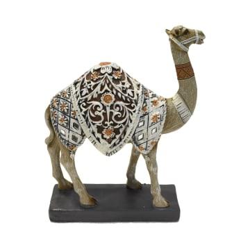 FIGURIN CAMEL TERA BESAR 20X6.5X23.5CM - COKELAT_1
