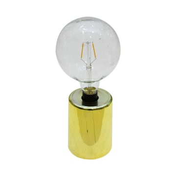 LAMPU MEJA FLORRY - GOLD_1