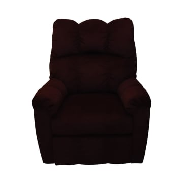 ASHLEY SOFA RAULO FABRIC 1 DUDUKAN - BURGUNDY_3