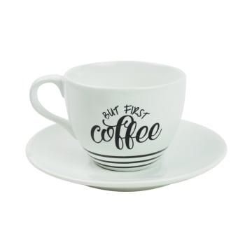 APPETITE SET CANGKIR & SAUCER COFFEE BREAK 4 PCS_3