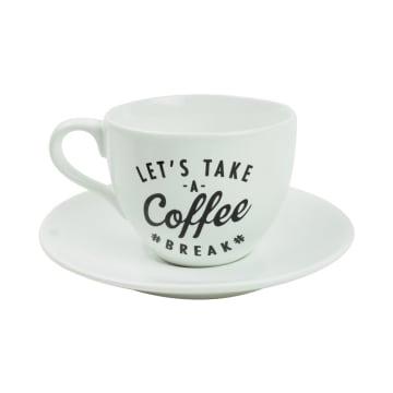 APPETITE SET CANGKIR & SAUCER COFFEE BREAK 4 PCS_2