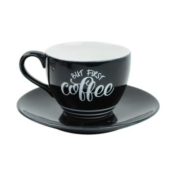 APPETITE SET CANGKIR & SAUCER COFFEE BREAK 4 PCS_5