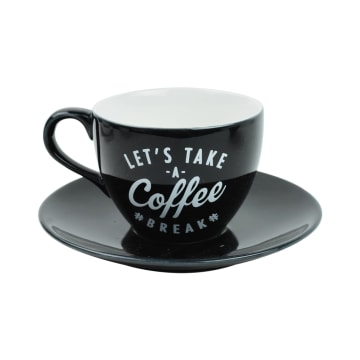 APPETITE SET CANGKIR & SAUCER COFFEE BREAK 4 PCS_4
