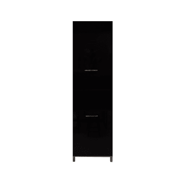 DENVER KABINET DAPUR 60X60X200 CM - HITAM_1