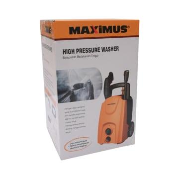 MAXIMUS HIGH PRESSURE CLEANER 100 BAR_4