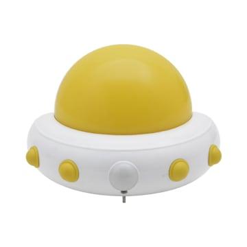 EGLARE LAMPU TIDUR UFO DENGAN REMOTE - KUNING_1