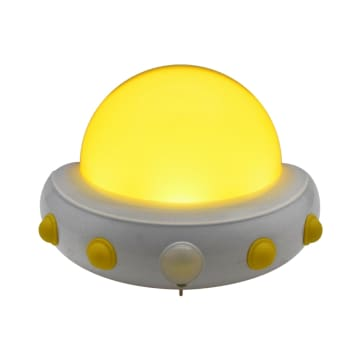 EGLARE LAMPU TIDUR UFO DENGAN REMOTE - KUNING_4