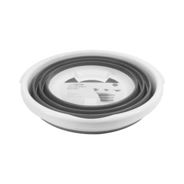 PROCLEAN EMBER PLASTIK LIPAT - HITAM/PUTIH_2