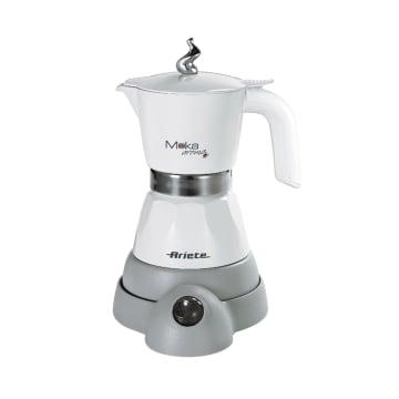 ARIETE MOKA COFFEE MACHINE - PUTIH_1