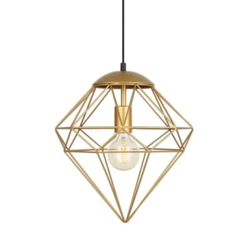 HARVEY LAMPU GANTUNG HIAS - GOLD_2