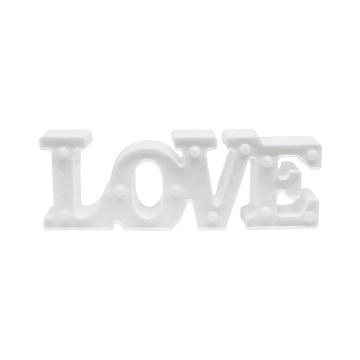ARTHOME LAMPU LED LOVE - PUTIH_2