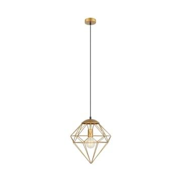 HARVEY LAMPU GANTUNG HIAS - GOLD_1