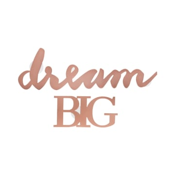 UMBRA HIASAN DINDING DREAM BIG_1