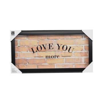 UMBRA HIASAN DINDING MOTTO LOVE_1