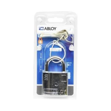 ABLOY GEMBOK KLASIK GRADE 3 PL330C/25 - SILVER_3