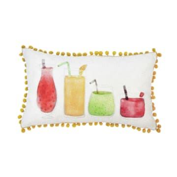 ARTHOME SARUNG BANTAL SOFA DRINKS 50X30 CM_1