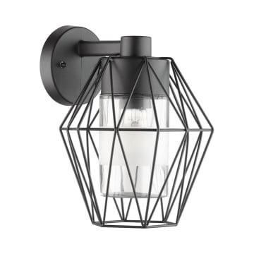 EGLO CANOVE LAMPU DINDING - HITAM_1