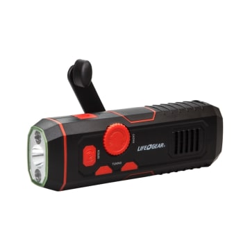 LIFE GEAR SENTER STORM PROOF WITH RADIO CRANK LIGHT_2