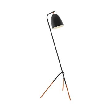 EGLO WESTLINTON LAMPU LANTAI - HITAM_1