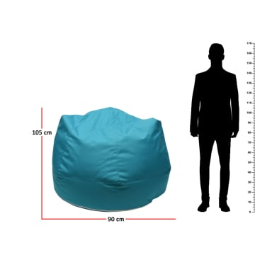 BEAN BAG 90X105 CM - BIRU_3