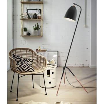 EGLO WESTLINTON LAMPU LANTAI - HITAM_2