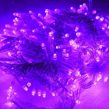 KRISBOW TIRAI LED 15 W 2X15 MTR - MAGENTA_1