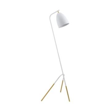 EGLO WESTLINTON LAMPU LANTAI - PUTIH_1