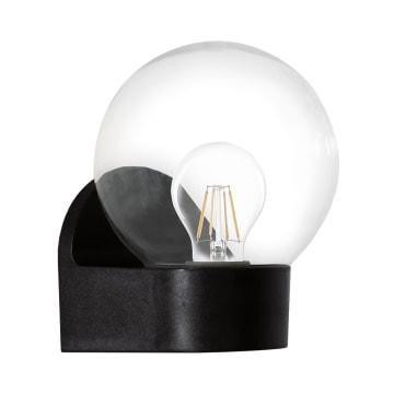 EGLO LORMES LAMPU DINDING - HITAM_1