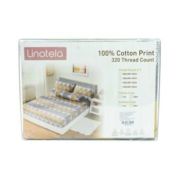 LINOTELA 200X200+35 CM SET 7 PCS SEPRAI KATUN OTTO - ABU-ABU_3