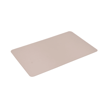 KESET PVC SOLID 50 X 80 CM - COKELAT_2