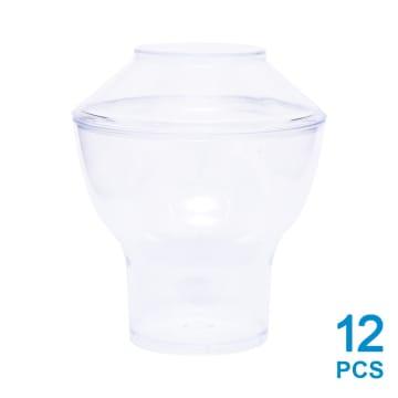 KRISCHEF SET CUP DESSERT 88 ML 12 PCS_1