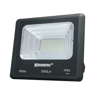 KRISBOW LAMPU SOROT SOLAR 300W 3300LM_1