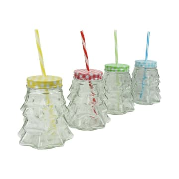 GELAS 600ML 4 PCS - TRANSPARAN_2