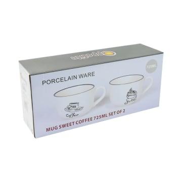 APPETITE MUG SWEET COFFEE 725 ML 2 PCS_4