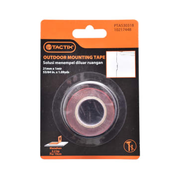 TACTIX MOUNTING TAPE OUTDOOR 1 MTR_1