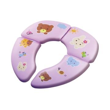 BABYLOO POTTY SEAT LIPAT SOFT ANIMAL_1