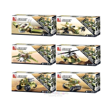 SLUBAN ARMY LANDFORCE 6 IN 1_4