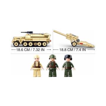 SLUBAN WWII HALF TRACK_4