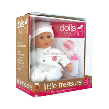 DOLLSWORLD BONEKA LITTLE TREASURE 38 CM_3