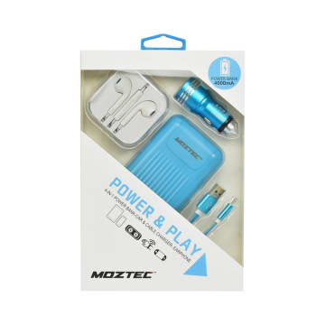 MOZTEC SET CHARGER MOBIL POWER AND PLAY 4 IN 1_2