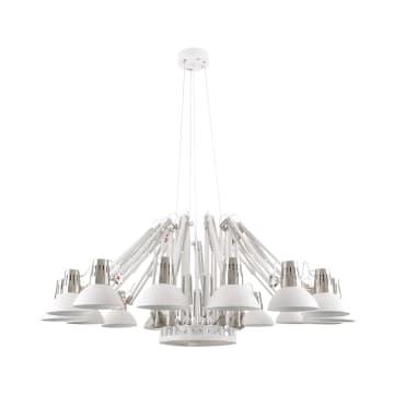 EGLARE SPIDER LAMPU GANTUNG HIAS 15L - PUTIH_1