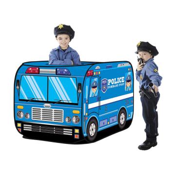 PASO TENDA BERMAIN POLICE CAR - BIRU_1