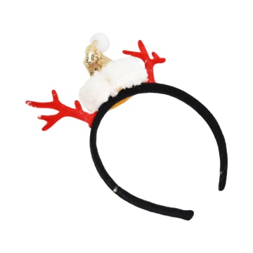 NOELLE BANDO NATAL ANLTER W/ SMALL HAT Y19 - GOLD_2