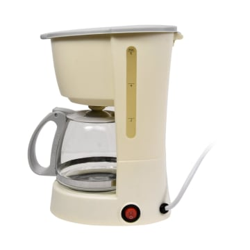 KRIS COFFEE MAKER 600 ML 550W - PUTIH_3