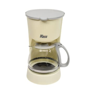 KRIS COFFEE MAKER 600 ML 550W - PUTIH_1