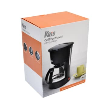 KRIS COFFEE MAKER 600 ML 550W - HITAM_4