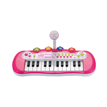 KIDDY STAR MY PIANO MUSICAL - PINK_1